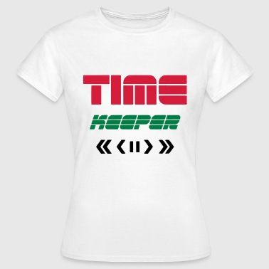 Timelord TIME KEEPER - TIME TRAVELER REMOTE - TIME TRAVEL - Women's T-Shirt