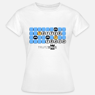 Heavy Duty Minesweeper - Women's T-Shirt