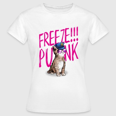 Freeze Punk - Women's T-Shirt