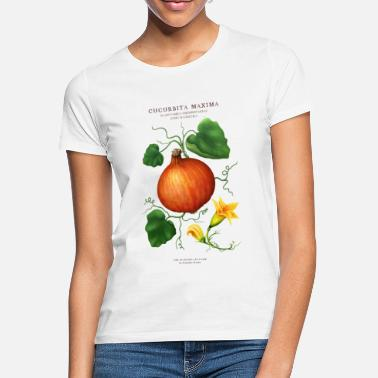 Antike THE PLANTSPLATE FARM - CUCURBITA MAXIMA - Frauen T-Shirt