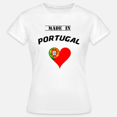 World Championship PORTUGAL PORTUGUESA FOOTBALL WORLD CHAMPIONSHIP - T-skjorte for kvinner