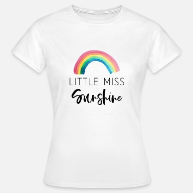 Miss little miss sunshine - Frauen T-Shirt