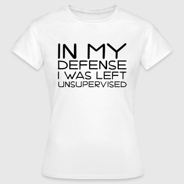 Unsupervised - Women's T-Shirt