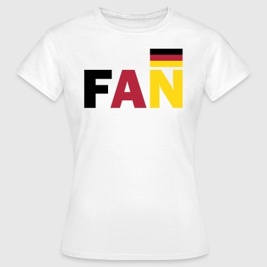FAN - Frauen T-Shirt