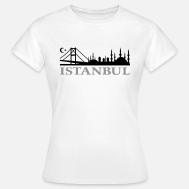 Istanbul Istanbul - T-shirt Femme
