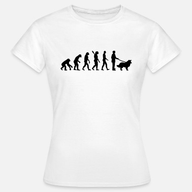 Collie Collie - Frauen T-Shirt