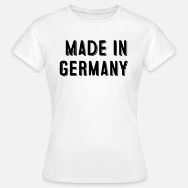 Made In Germany Made in Germany - T-shirt dam