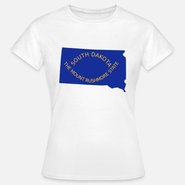 South Dakota South Dakota - Women's T-Shirt