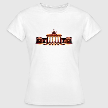 Brandenburger Tor (Berlin) - Frauen T-Shirt