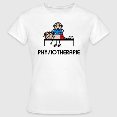 Massage Physiotherapist Physio - Women's T-Shirt