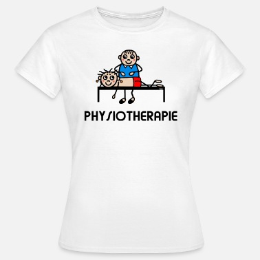 Massage Physiotherapist Physiotherapist Physio - Women's T-Shirt