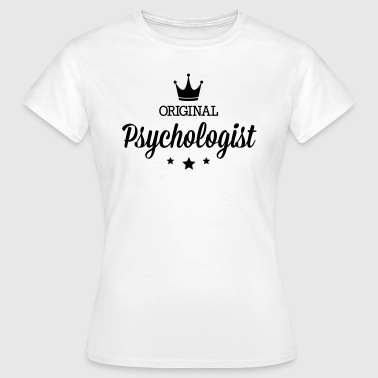 Original three star deluxe psychologist - Women's T-Shirt