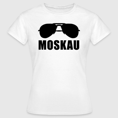 Cool Moscow sunglasses - Frauen T-Shirt