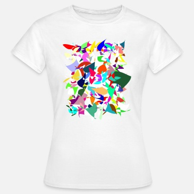 Animo Abstract Art - Frauen T-Shirt