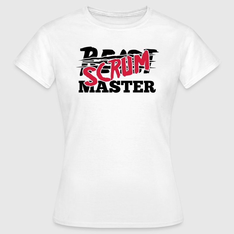 Beast Scrum Master - Women's T-Shirt