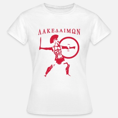 Lakedaimon Spartan 6 + Lakedaimon - Women's T-Shirt