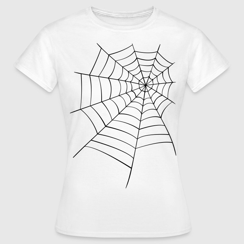 Spider web  - Women's T-Shirt