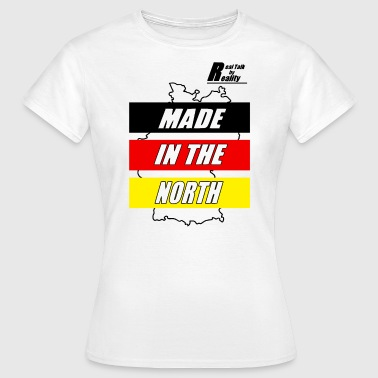 North Harbour MADE IN THE NORTH - Women's T-Shirt