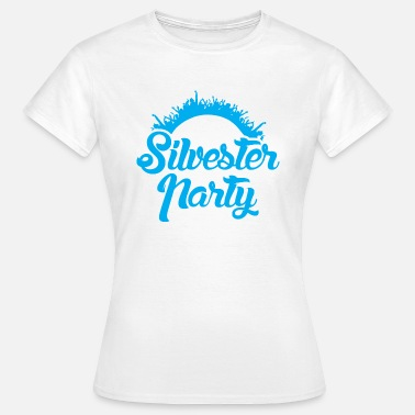 Silvester Party Silvester Party - Frauen T-Shirt