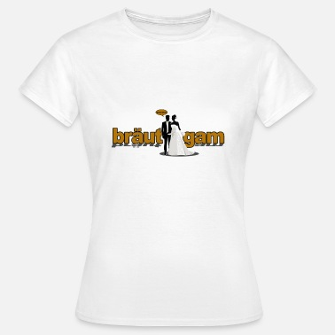 Bruidegom Game Over Bruidegom: Game Over - Vrouwen T-shirt