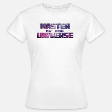 Master MASTER OF THE UNIVERSE - Maglietta da donna