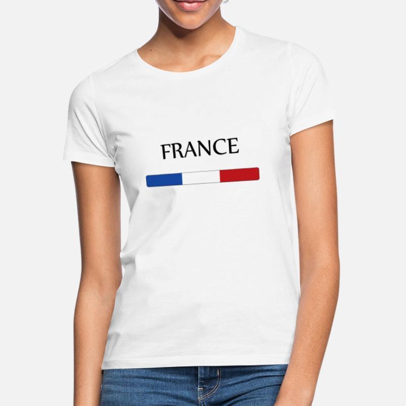 3e03f91b166a4 T-shirts France à commander en ligne   Spreadshirt.fr