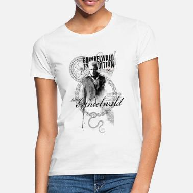 Fantastic Beasts Grindelwald Extradition - Vrouwen T-shirt
