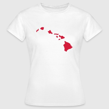 Hawaii - Frauen T-Shirt
