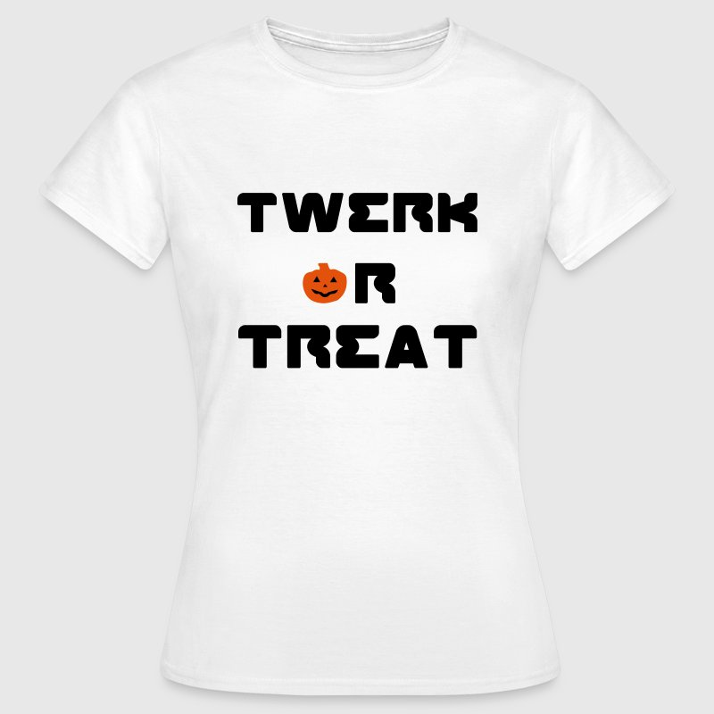 Twerk Or Treat - T-shirt dam