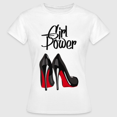 Escarpins Girl Power CL - T-shirt Femme