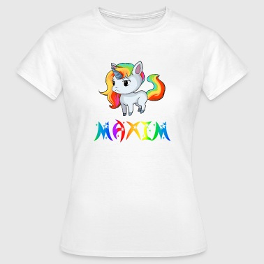 Unicorn Maxim - Women's T-Shirt