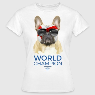 World Champion England - Women's T-Shirt