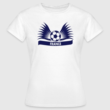 france / Équipe de France football - Frauen T-Shirt