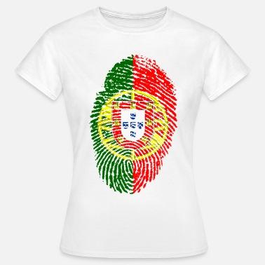 b9ba6e6004 Portugués CAMPEONATO MUNDIAL DE FUTBOL PORTUGUES PORTUGUES - Camiseta mujer