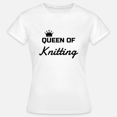 Caneva Knitting - Knit - Knitter - Stricken - Tricot - Women's T-Shirt