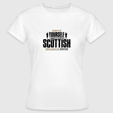 Scottish - Women's T-Shirt