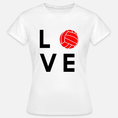 Vball Volleyball team girl boy gift gift idea - Women's T-Shirt