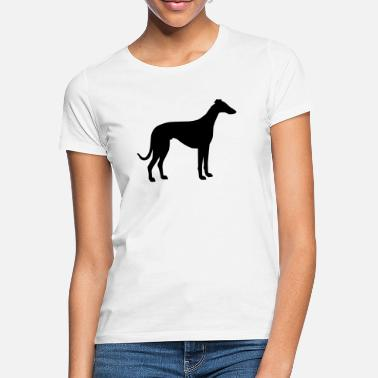 Windhund Spruch Windhund - Frauen T-Shirt
