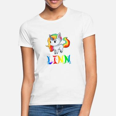 Linn Linn unicorn - Women's T-Shirt