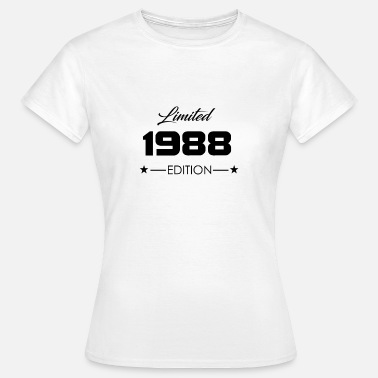 30 Years Old Gift for 30 year old 1988 - Women's T-Shirt