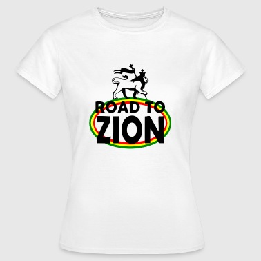 road_to_zion - T-shirt Femme