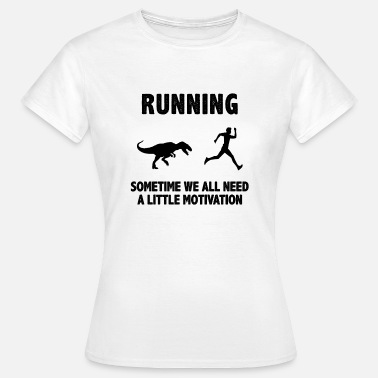 Maratón Run Run Running Motivation Shirt & Gift - Camiseta mujer