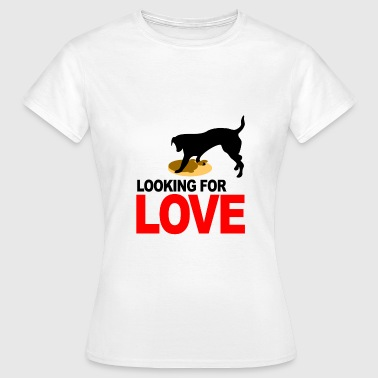 Looking For Love looking for love - Women's T-Shirt