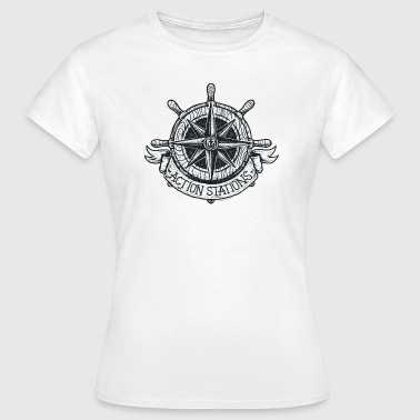 WoW Steering wheel - Women's T-Shirt