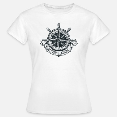 Wheel Collection - Women's T-Shirt - Naisten t-paita