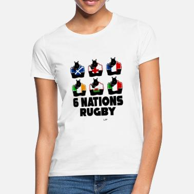 6 Nations 6 Nations rhinos - Women's T-Shirt