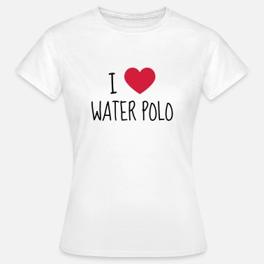 Waterpolo Funny Water Polo / Waterpolo / Water-Polo / Wasserball - Women's T-Shirt