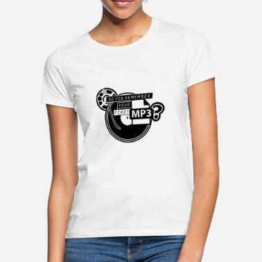Mp3 MP3 - Women's T-Shirt