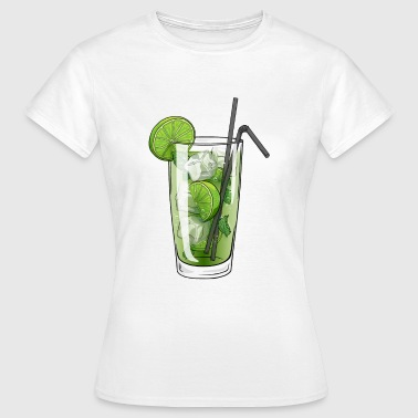 Cocktail Mojito - T-shirt Femme