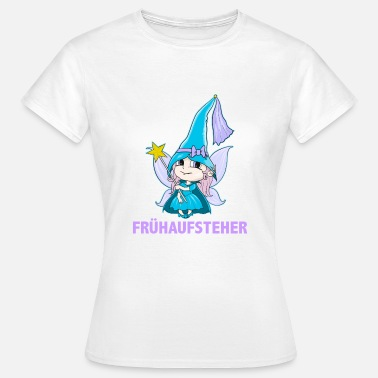 Early Risers Early riser - Fairy Elly - Women's T-Shirt